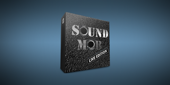 Sound Mob Live Edition Vol. 2 screenshot