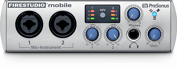 PRESONUS FIREWIRE DRIVERS DOWNLOAD
