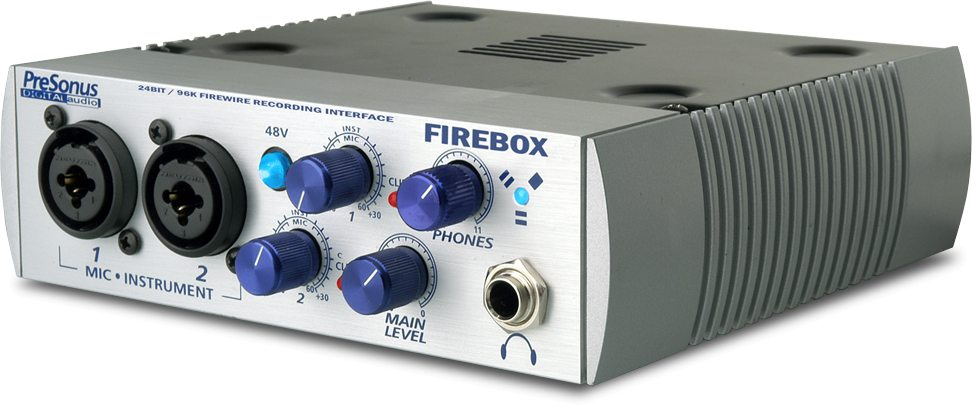 Presonus firebox  .