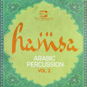 EarthMoments - Hamsa Vol. 02 - Arabic Percussion product image thumbnail