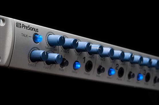 HP60 | PreSonus Presonus Headphone Amp Schematic Wiring on