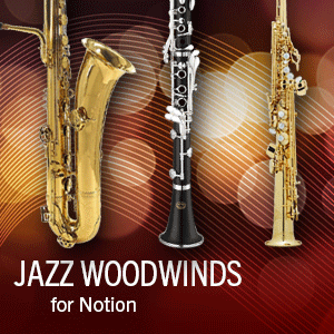 Jazz Woodwinds product image thumbnail