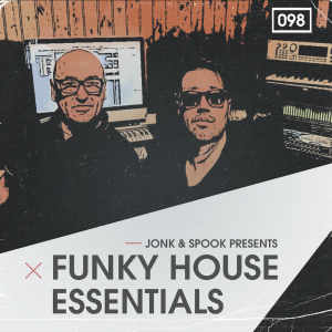 Bingoshakerz - Jonk and Spook Presents Funky House Essentials product image thumbnail