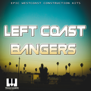 Team Mashn Sound Design - Left Coast Bangers product image thumbnail