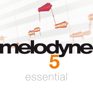 Melodyne 5 essential product image thumbnail