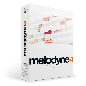 Melodyne 4 Upgrade - essential to editor product image thumbnail