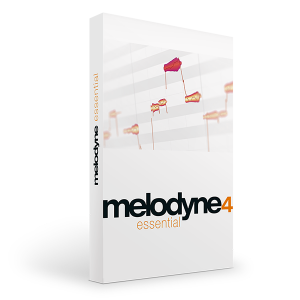 Melodyne 4 essential - Full Version product image thumbnail