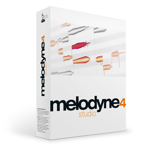 Melodyne 4 Upgrade - essential to studio