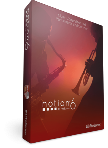 Notion 6 Crossgrade from Studio One Professional 3 or 4 product image thumbnail