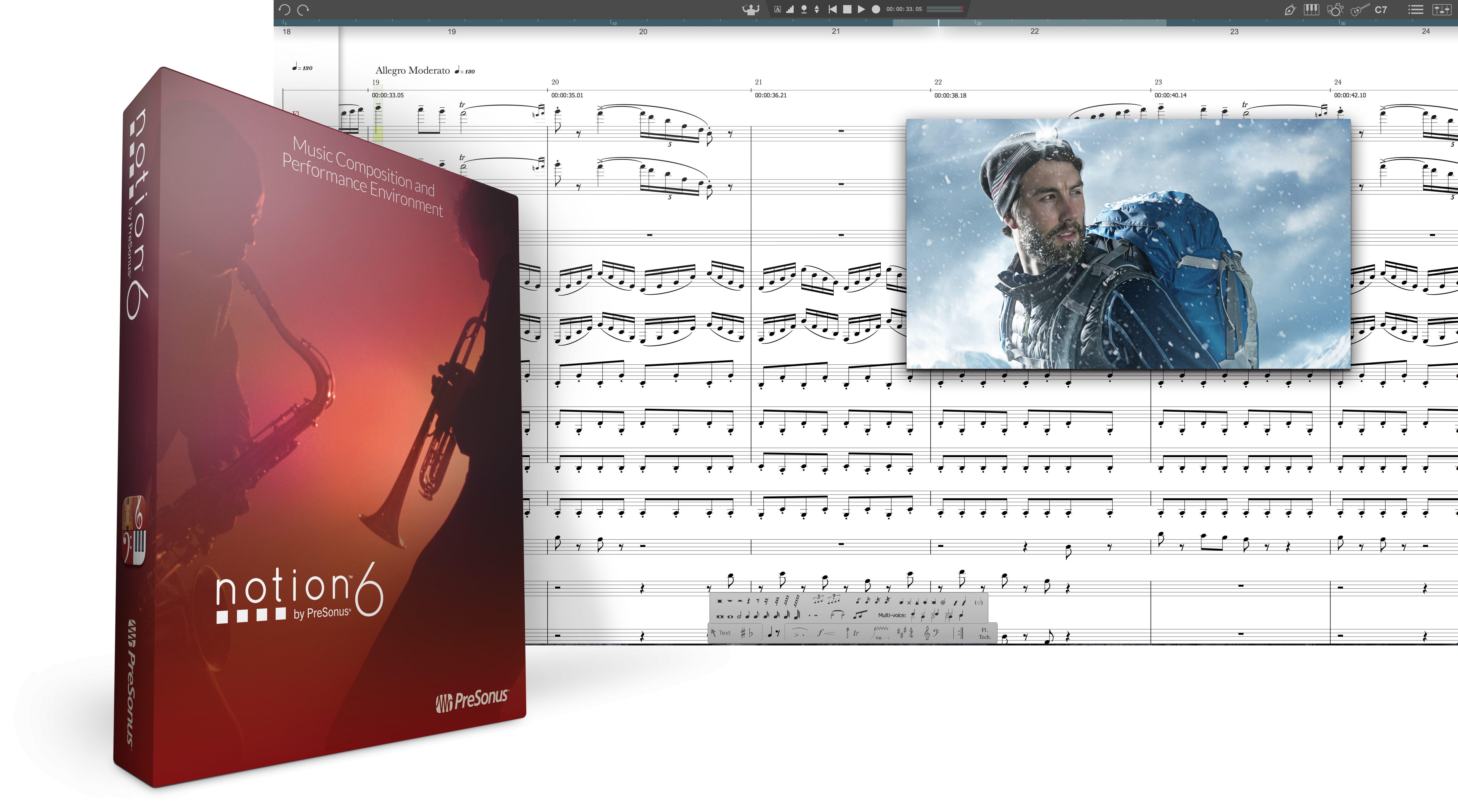 PreSonus Pro Bundle - Studio One 4 Professional and Notion 6