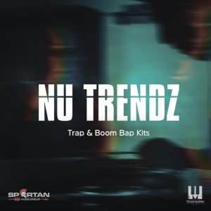 Spartan Audio Group - Nu Trendz: Trap and Boom Bap Kits product image thumbnail