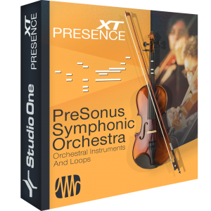 PreSonus Symphonic Orchestra product image thumbnail