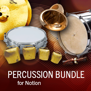 Percussion Bundle product image thumbnail