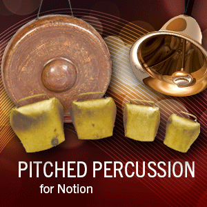Pitched Percussion Collection product image thumbnail