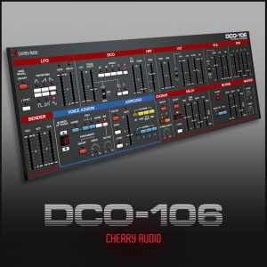 Cherry Audio - DCO-106 product image thumbnail