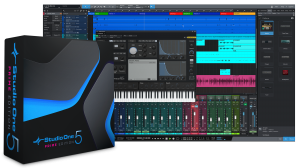 Studio One 5 Prime product image thumbnail