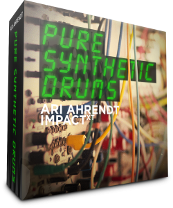 Ari Ahrendt - Pure Synthetic Drums product image thumbnail