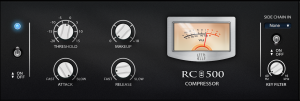 Fat Channel Plug-In - RC-500 Compressor product image thumbnail
