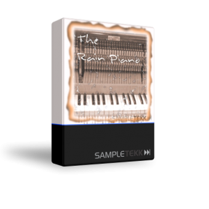 Sample Tekk - The Rain Piano product image thumbnail