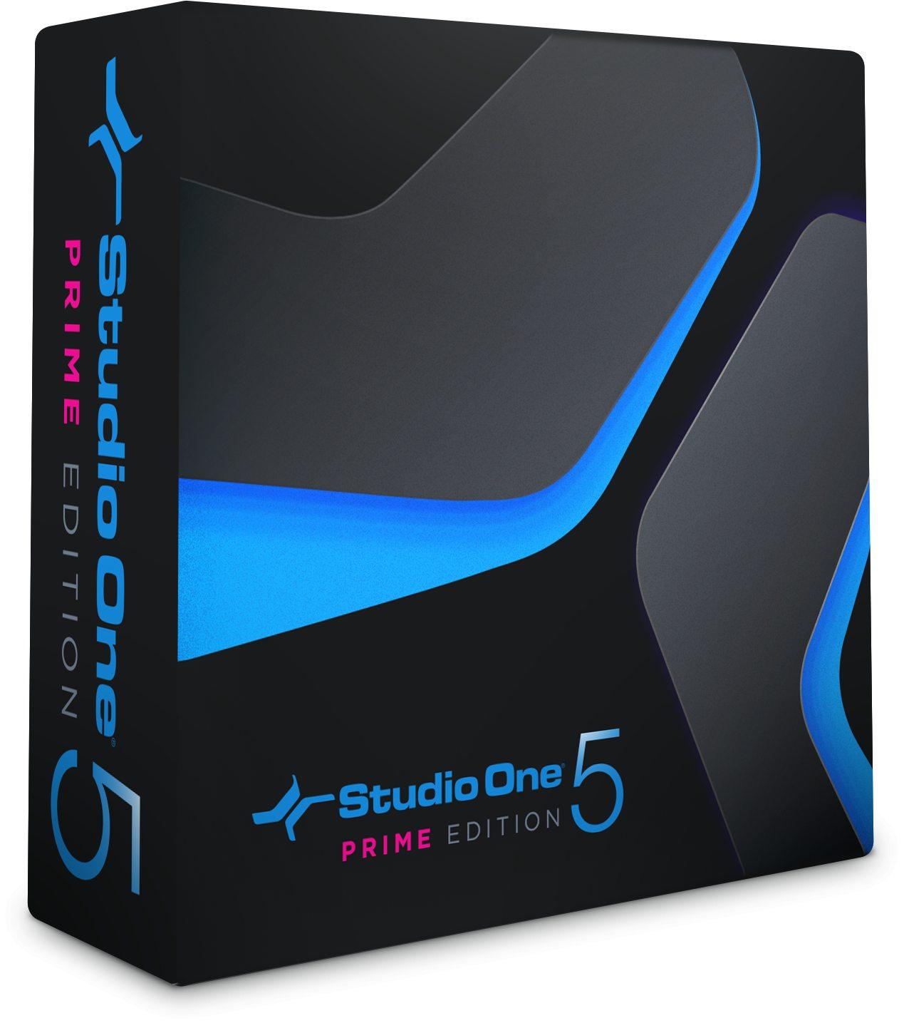 Musik Software Studio One Prime (DAW)