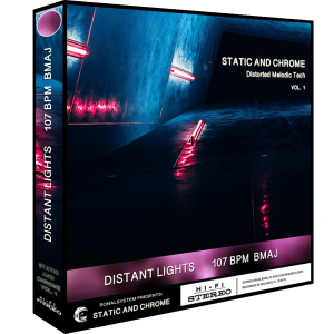 SonalSystem - Static and Chrome 01 - Distant Lights product image thumbnail