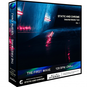 SonalSystem - Static and Chrome 05 - The First Wave product image thumbnail