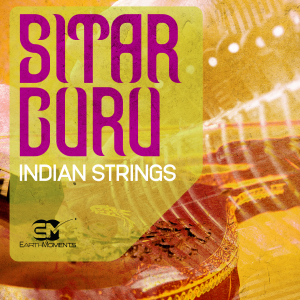 EarthMoments - Sitar Guru - Indian Strings product image thumbnail