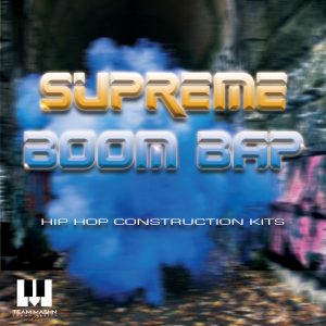 Team Mashn Sound Design - Supreme Boom Bap product image thumbnail