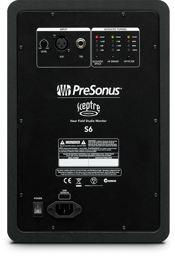 Image result for PreSonus Sceptre S6