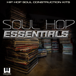 Team Mashn Sound Design - Soul Hop Essentials product image thumbnail