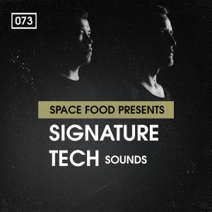 Bingoshakerz - Space Food Presents Signature Tech Sounds product image thumbnail