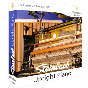 Steinbach Upright Piano by Chocolate Audio product image thumbnail