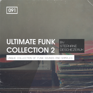 Bingoshakerz - Ultimate Funk Collection 2 by Stephane Deschezeaux product image thumbnail