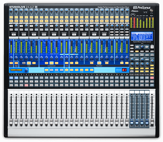 You Ll Never Run Out Of Signal Processors Studiolive