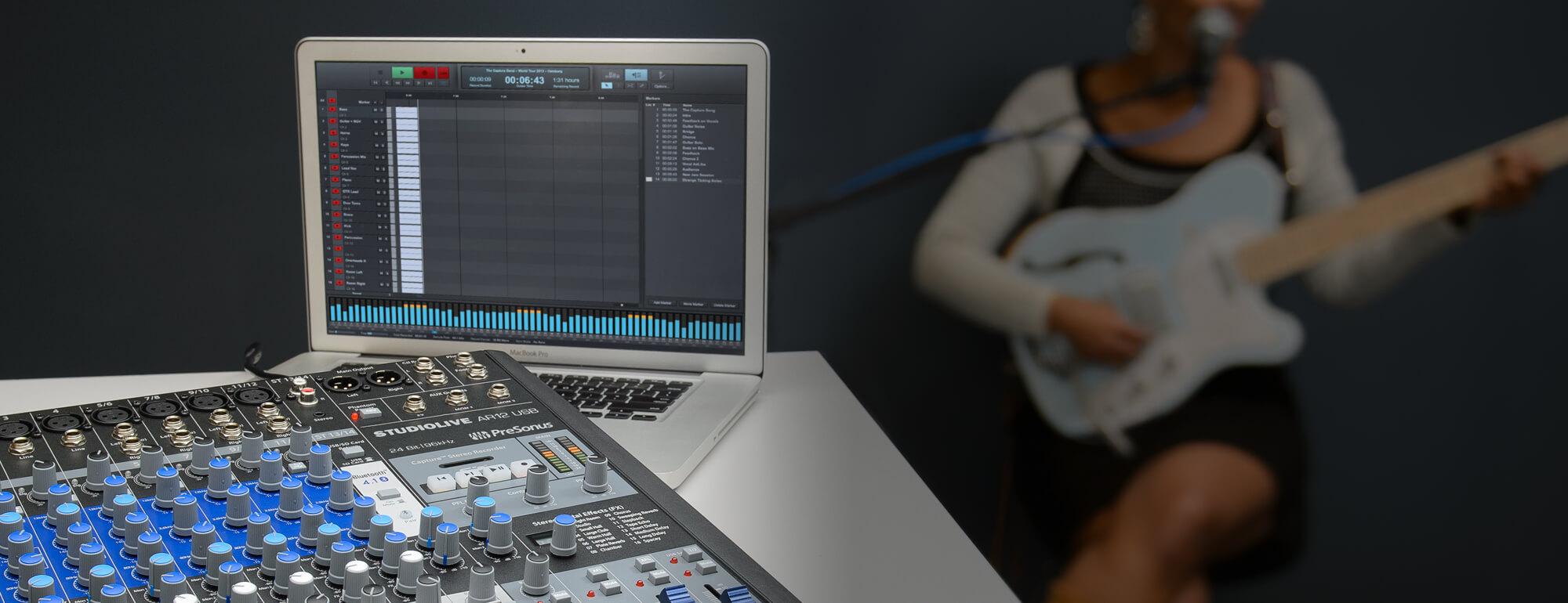 StudioLive AR8 USB | PreSonus