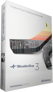 Studio One 3 Professional Crossgrade from Notion 6