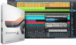 Studio One 4 Professional Upgrade from Artist - all versions product image thumbnail