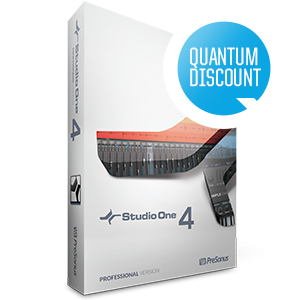 Studio One Artist 3 or 4 to Professional 4 - Quantum Upgrade product image thumbnail