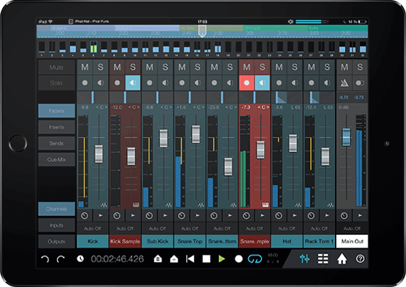 how to connect presonus studio channel to pc