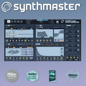 KV331 Audio - SynthMaster product image thumbnail