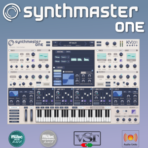 KV331 Audio - SynthMaster One product image thumbnail