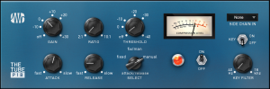 Fat Channel Plug-in - The Tube P1B Compressor product image thumbnail