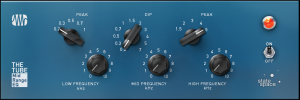 The Tube Midrange EQ - Fat Channel Plug-in product image thumbnail