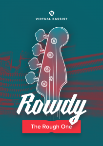 UJAM - Virtual Bassist - ROWDY product image thumbnail