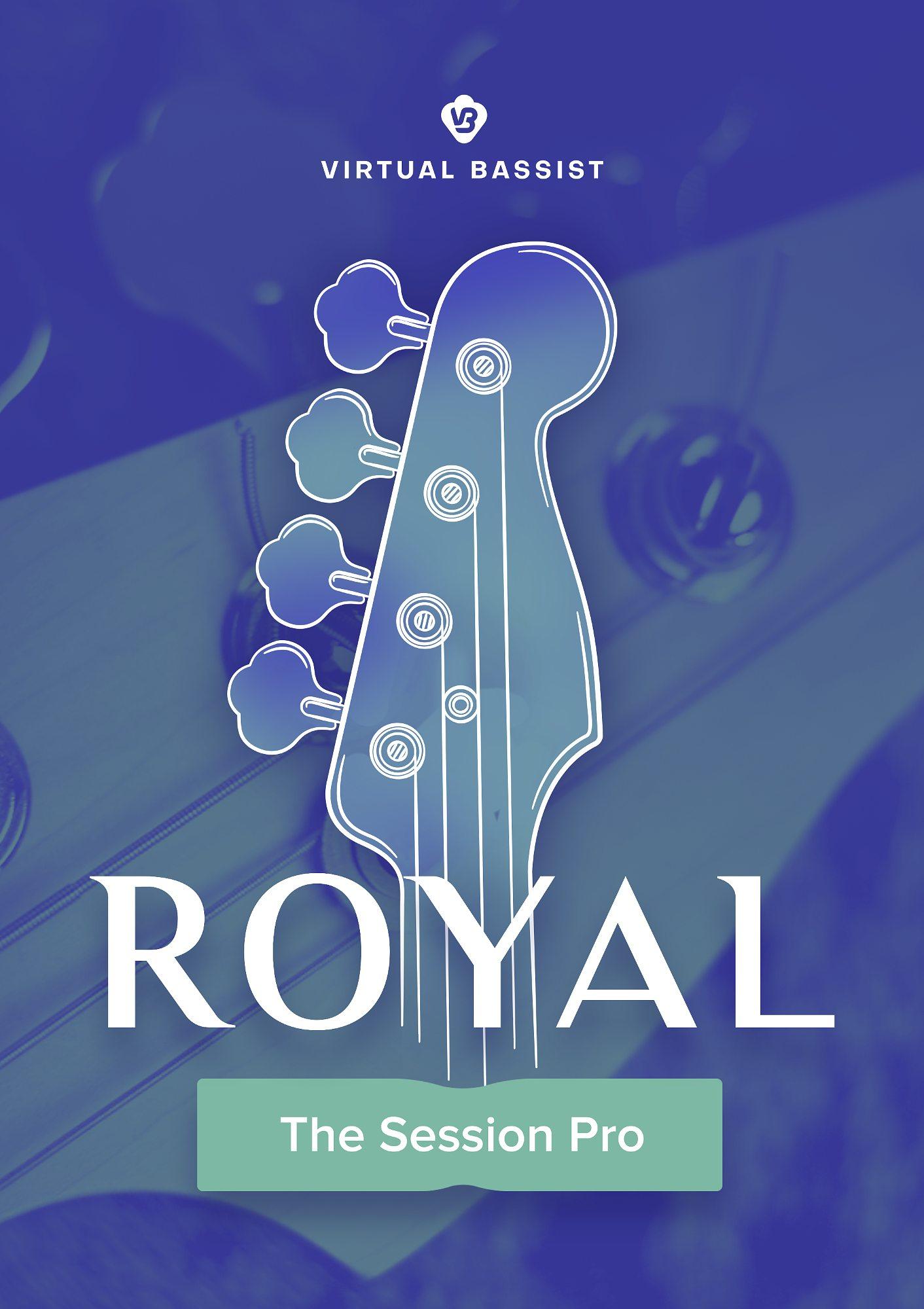 UJAM - Virtual Bassist - ROYAL *