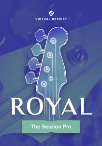 UJAM - Virtual Bassist - ROYAL product image thumbnail