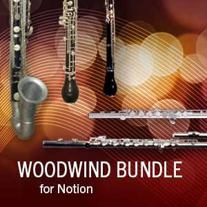 Woodwind Bundle product image thumbnail