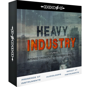 Zero-G - Heavy Industry product image thumbnail