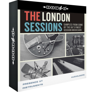 Zero-G - The London Sessions product image thumbnail