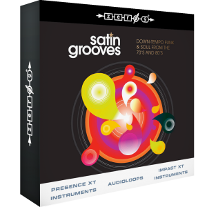 Zero-G - Satin Grooves product image thumbnail